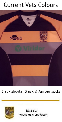 Risca Vets Jersey